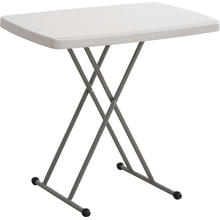 Wholesale Adjustable Personal Plastic Table, Portable Table