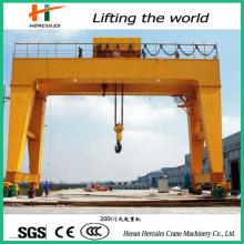 Heavy Duty Double Girder Industry Machinery Gantry Crane
