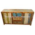 recycle wood side board