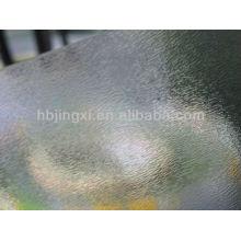 Rolos de folha de PVC macia clara