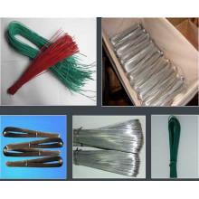 Câble de liaison / fil de liaison / fil de liaison U / galvanisé noir