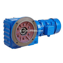 DOFINE K series helical bevel gearbox motor gear reducer