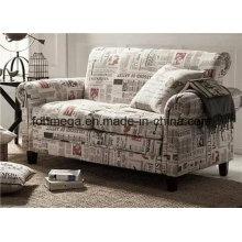 Wholesale Guangzhou Fabric Leisure Sofa (FOH-CBCK67)
