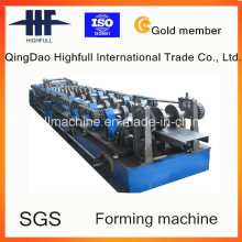 C Machine de formage de rouleaux Purlin Machine de fabrication de bac à câbles Machine à cadre en acier C