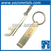 metal keychain aluminum bottle opener