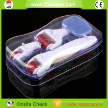 2015 home use multifunction 4 in 1 derma roller price with CE