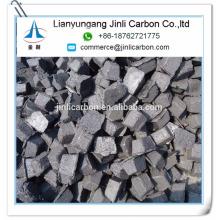 Pâte d'électrode de carbone à base de cendre de 4% d'ECA de cendre pour le silicium FeMn / Ferroalloy / Ferrosilicon / silicium de manganèse