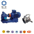 Stainless steel hand operated transfer pump