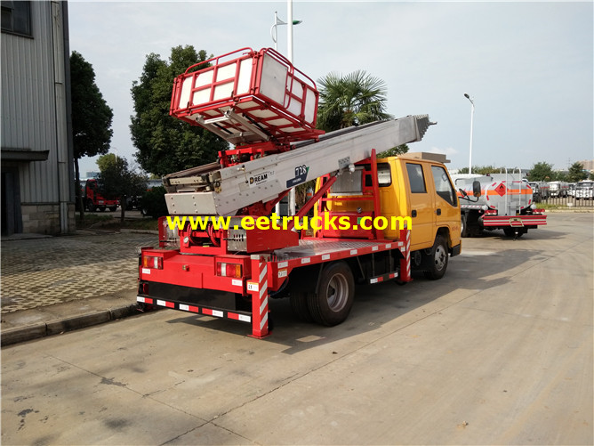 1 Ton Truck bed Man Platforms