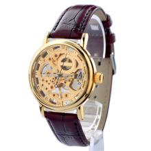 Neue Art-automatische Uhr, Mode-Edelstahl-Uhr Hl-Bg-090