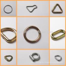 directa de la fábrica de una sola ranura de anillo D