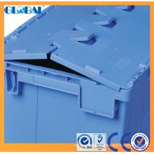 Пластик прочный логистический контейнер/ПП вложенности контейнеров
