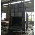 High hermetic car type normalizing furnace