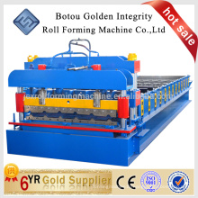 DX 1000 roof panel roll forming machine/hebei machine for making machine