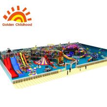 Slide Carnival Series Playground Equipment For Sale