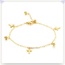 Fashion Jewelry Foot Chain Stainless Steel Anklets (CH007)