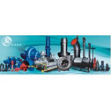 Couvercle de pompe à eau Liancheng Toute la gamme de pompes