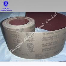 15cm*50m E.A.C brand GXK51 sanding cloth roll