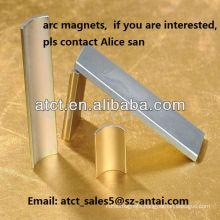Powerful motor magnet/permanent magnet generator