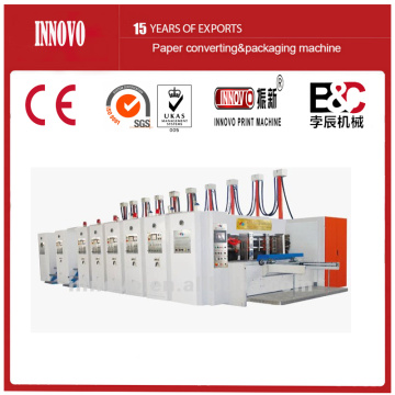 high speed corrugated paperboard machine