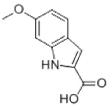 6-Methoxyindole-2-carboxylic acid CAS 16732-73-3