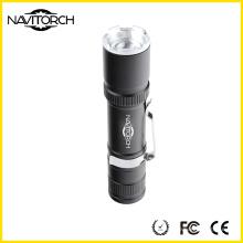 Aluminiumlegierung LED-Fackel-helle nützliche Taschenlampe (NK-6620)