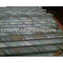 ASTM spiral welded steel pipe steel spiral pipe piles welded spiral steel pipe spiral welded water pipe line