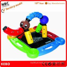 Venda quente brinquedos magnéticos para o bebê