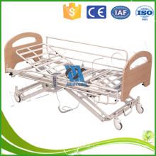 Extra Low Multifunktions-Elektrisches Pflegebett
