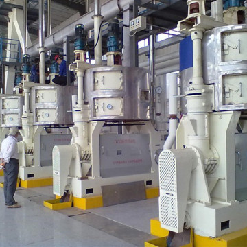 Mostard Oil Plant Machinery