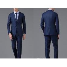 Custom Wholesale New Design Fabric Business Suit and Uniform Guangzhou Mens Designer Suits Wholesale Fitness Man Apparel Manufacturers Blazer Clothing Uniform