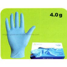 Disposición Nitrilo guante de examen médico (E400)
