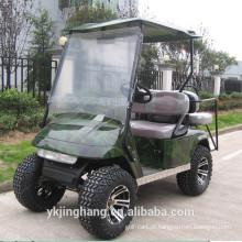 Buggy de golfe com carroceria CE / buggy de golfe com pneu off road