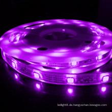 High Lumen Wasserdicht IP68 5050 rgb LED Streifen Licht, 5 Meter rgb LED Streifen