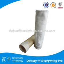 Sacs filtrants soudés thermiquement à collecteur de poussière de polyester