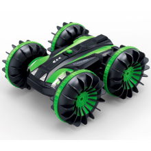 Volantex 2.4G Four wheel drive remote control car amphibious stunt vehicle radio control toys for adult and child