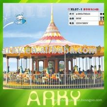 Commercial Electric Amusement Equipment - Merry Go Around