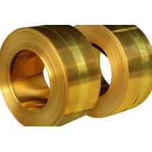 Preço das tiras de cobre / soldagem de tira de cobre / tira de cobre fino