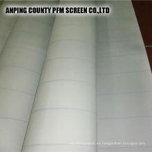 Poliéster que forma la correa de la tela para la fabricación de papel Mill