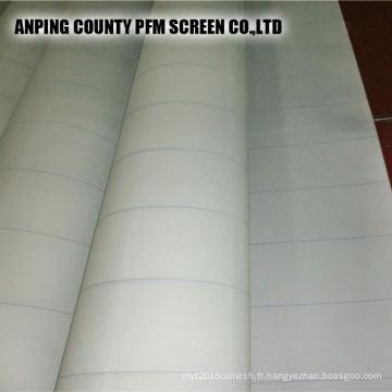 Polyester formant la ceinture de tissu pour le moulin de machine de fabrication de papier