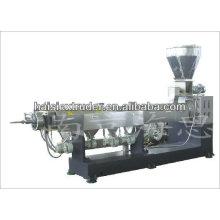 ABS/PC/POM/PP plástico material teñido y máquina de granulación de plástico de reciclaje