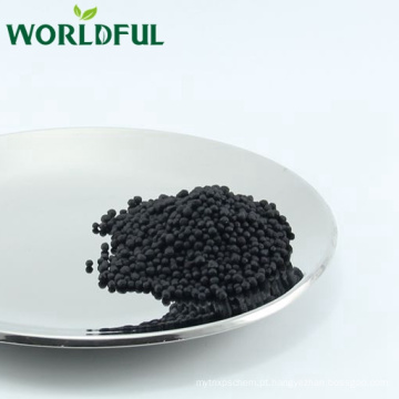fertilizante granular preto brilhante npk 12-0-4