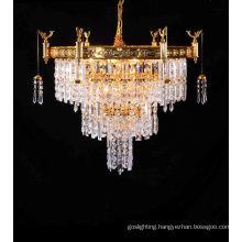Luxury Modern Crystal Chandelier Lamp (90403 L15)