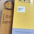 Filtro de óleo hidráulico da carregadeira LG936L 18070082 4120004492