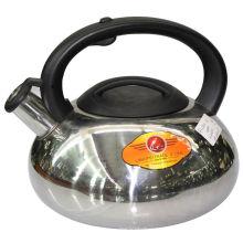 Chaleira de água quente com água de assobio