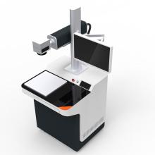 Marqueur laser sur métal