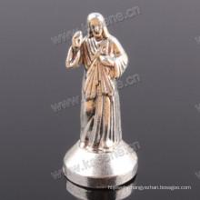 Divine Mercy Small Zinc Alloy Catholic Statue