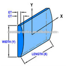 Optical Aspheric Cylindrical Mouse Lens For Sale
