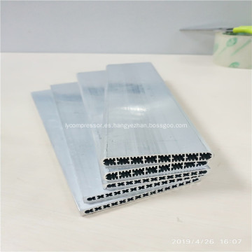 4343 tubo de condensador de aluminio de refrigeración por aire para vehículo