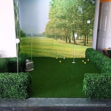 Decoration 2017 exterior artificial hedge mat for garden privacy screens
